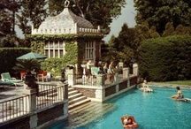 Exteriors and Poolsides / by Liza Cleveland / Bon Vivant