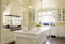 Favorite Kitchens / kitchen inspiration / by No Minimalist Here