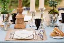 Tablescapes / by Janie Timberlake