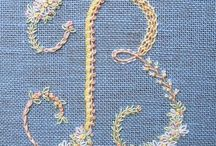 embroidery / by Julie Beasley