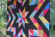 Crafty / Textile arts, DIY home decor, basically all visual art ideas (except photography).  / by Sarah Watman