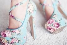 Shoes / Cinderella is proof that a new pair of shoes can change your life) / by Anna Bondarenko