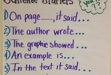teaching stuff / by Wendy Carroll