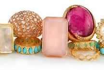 Rings: Gemstone / by mamakikoy