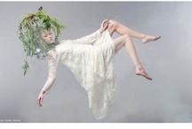 Floral Fashion / We are inspired by designers who use flowers as their artistic medium to create amazing pieces of floral art.  http://www.flirtyfleurs.com/category/art-2/