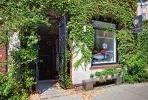 Flower Shops / Inspiring store fronts of inspiring flower shops!