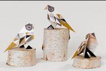 DaWanda ♥ Papier | Paper / Met papier kun je alle kanten op. Als cadeau of voor jezelf verzamelde DaWanda de mooiste papieren objecten! Allemaal handgemaakt en vaak duurzaam...  / by DaWanda Nederland