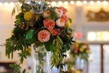 WEDDINGS - Elevated Centerpieces