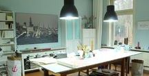 Das Arbeitszimmer / studyroom