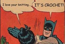 Old style needles / Knitting, crochet, hand sewing....