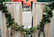 WEDDINGS - Chair Decorations