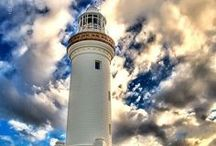 Lighthouses / by Cynde Green