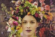 Flower Headdresses