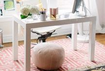 HOME | Office / by Real Girl Glam