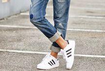 How to Wear | Boyfriend Jeans / How to Wear Boyfriend Jeans / by Real Girl Glam