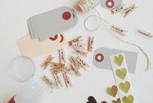DaWanda ♥ Giftwrapping / Cadeautjes zijn leuk om te geven en te krijgen. Maar nog specialer als ze extra mooi en met liefde zijn ingepakt.  / by DaWanda Nederland
