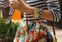 Mixing prints obsession