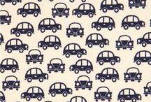 Conversational patterns /  Novelty prints and patterns.