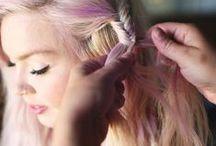 {Beauty - Hair} / Hair tips, tricks, and styles.