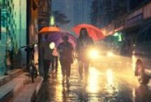 Rain magic / by Nad.G☙