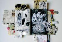 art book / Art books, sketch books, ideas and inspiration.
