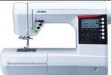 Macchine per cucire - Juki / Potrete trovare la vostra macchina per cucire ideale, scegliendola tra più di 80 modelli disponibili sul nostro sito. Da quelle meccaniche a quelle elettroniche, in tutte troverete la nostra passione per questo settore che seguiamo da oltre 40 anni.