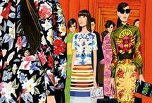 Fashion Illustration / for the love of Fashion Illustration