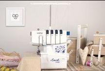 Taglia e Cuci Brother / Questi straordinari apparecchi vi permetteranno di avere in casa una sartoria professionale. La macchina tagliacuci è uno dei prodotti in cui siamo specializzati, grazie ai più di quarant'anni nel campo delle attrezzature professionali per cucire e per la casa.