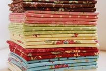 Quilting fabric / All sorts of fabric designs suitable for quilting, patchwork and sometimes dressmaking!