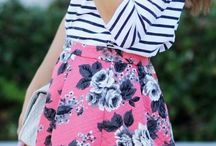 How to Wear | Mixed Prints / by Real Girl Glam