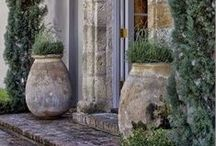 garden II : urns, pottery and gardens / by Nad.G☙