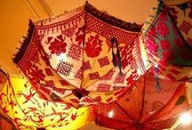 Boho style / Colourful, eclectic, cluttered, just the way I like it :)