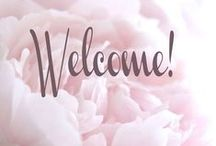 ❤WELCOME!❤ / Welcome to my boards! Feel free to browse and re-pin, no limits here, but please, do not copy entire board. Thank you for following me!  / by Nad.G☙