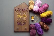 DaWanda ♥ Sewing, Knitting & Crocheting / DIY maand: Laat je inspireren door leuke DIY tutorials en producten in het thema: naaien, haken en breien!