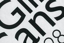 Typeface: Gill Sans