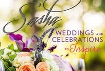 Weddings of Sasha Souza Events / Weddings of Sasha Souza Events http://www.sashasouzaevents.com.  Make sure you also follow our Party board: http://pinterest.com/sashasouza/sasha-souza-parties/