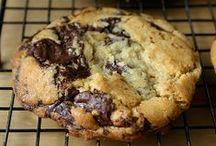 Cookies, Bars & Brownies / A total sugar rush of tea cookies, Christmas cookies, chocolate cookies, brownies, blondies, bars and more.  / by Ezra Pound Cake (Rebecca Crump)