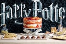 Harry Potter Party Foods / British food and food found in the Harry Potter books (including butterbeer and chocolate frogs). / by Ezra Pound Cake (Rebecca Crump)