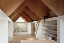Spaces / by MYD studio