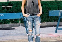 Street Style / Fashionable People