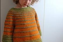 children's knitting  / by marijke goudzwaard