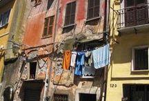 washing lines / by marijke goudzwaard