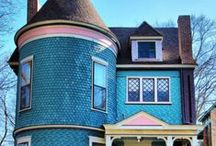 Houses / by Susan Ercia