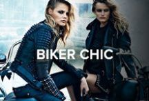 Biker Chic / by Jimmy Choo