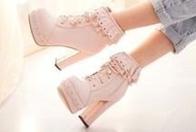 Head Over Heels / For my shoes addiction. / by ℳisa 🌺