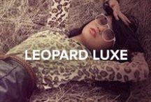 Leopard Luxe / by Jimmy Choo