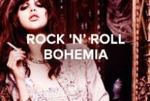 Rock 'N' Roll Bohemia / by Jimmy Choo