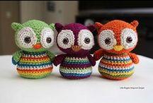 Crochet: Amigurumi / by Sonia Rangel