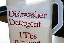 cleaning tips / by marijke goudzwaard