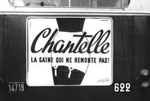 """Saga Chantelle / Since 1876, Chantelle has developed an exceptional know-how. The craft, expertise and """"secret"""" are passed on from generation to generation of seamstresses throughout the years. This offers women everyday underwear made of rich fabrics and with the most precise fit, similar to a Couture design."""